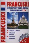 Francuski Intensywny kurs języka francuskiego z CD w sklepie internetowym Booknet.net.pl