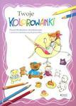 Twoje kolorowanki w sklepie internetowym Booknet.net.pl