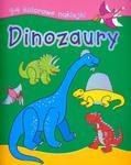 Dinozaury Baw się i nalepiaj w sklepie internetowym Booknet.net.pl