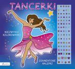 Tancerki Niezwykłe kolorowanki Diamentowe nalepki w sklepie internetowym Booknet.net.pl