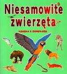 Niesamowite zwierzęta Książka z nalepkami w sklepie internetowym Booknet.net.pl