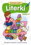 Literki. Zmywalny papier. Zeszyt 2 w sklepie internetowym Booknet.net.pl