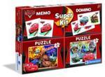 Puzzle Memo Domino SL Samochody 2 x 30 Super Kit Cars w sklepie internetowym Booknet.net.pl