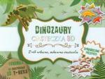 Dinozaury Ciasteczka 3D w sklepie internetowym Booknet.net.pl