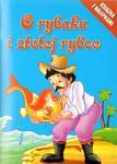 O rybaku i złotej rybce. Książka z nalepkami w sklepie internetowym Booknet.net.pl