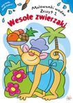 Malowanki wodne Zeszyt 1 Wesołe zwierzaki w sklepie internetowym Booknet.net.pl