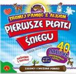 Pierwsze płatki śniegu Trenuj pamięć z Alkiem w sklepie internetowym Booknet.net.pl