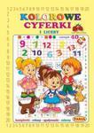 Kolorowe cyferki i liczby w sklepie internetowym Booknet.net.pl
