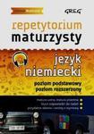 Repetytorium Maturzysty. Język niemiecki. Nowa matura na 100% w sklepie internetowym Booknet.net.pl