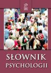 Słownik Psychologii w sklepie internetowym Booknet.net.pl