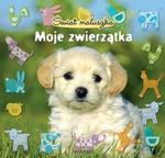 ŚWIAT MALUSZKA MOJE ZWIERZĄTKA KARTON AKSJOMAT 9788377136072 w sklepie internetowym Booknet.net.pl