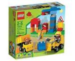 Lego Duplo Mój pierwszy plac budowy w sklepie internetowym Booknet.net.pl