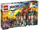 Lego Ninjago Bitwa o Ninjago w sklepie internetowym Booknet.net.pl