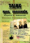 Tajne spec. znaczenia w sklepie internetowym Booknet.net.pl