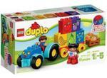 Lego Duplo Mój pierwszy traktor w sklepie internetowym Booknet.net.pl