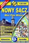 Nowy Sącz plan miasta 1:20 000 ExpressMap w sklepie internetowym Booknet.net.pl