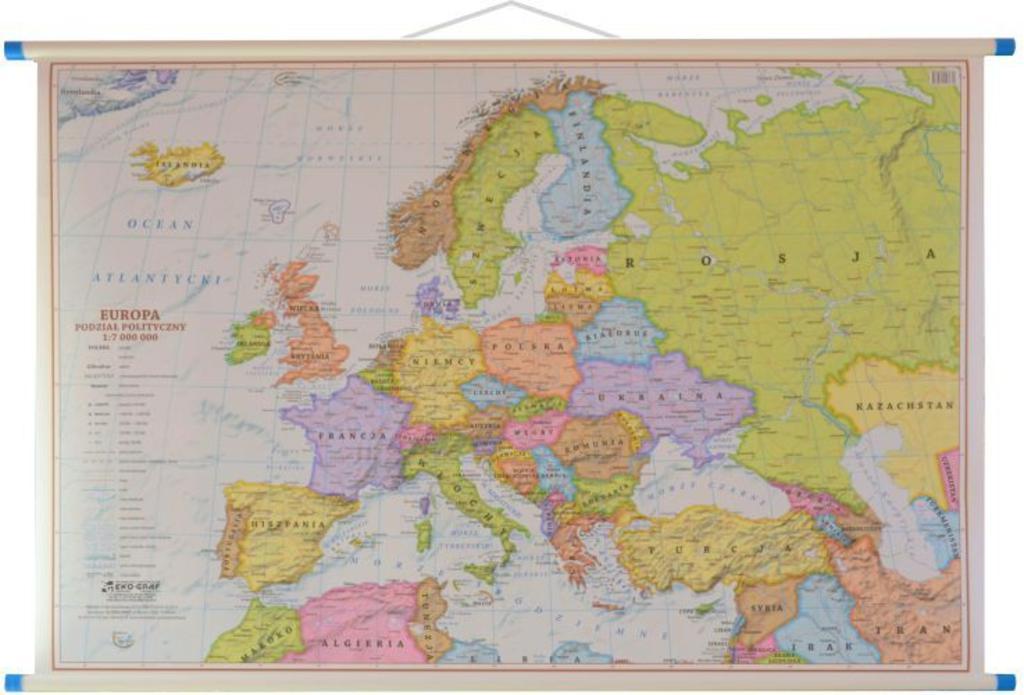 Mapa Europy 11 Strona Najtańsze Sklepy Internetowe