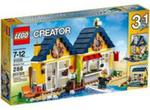 Lego Creator Domek na plaży 3 w 1 w sklepie internetowym Booknet.net.pl