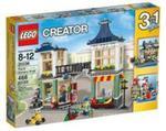 Lego Creator Sklep z zabawkami i owocami 3 w 1 w sklepie internetowym Booknet.net.pl