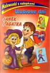 Malowanki z nalepkami Ulubione dni w sklepie internetowym Booknet.net.pl