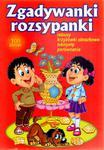 Zgadywanki rozsypanki w sklepie internetowym Booknet.net.pl
