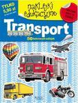Naklejki edukacyjne. Transport w sklepie internetowym Booknet.net.pl