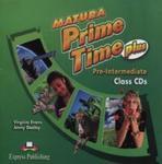 Matura Prime Time Plus Pre-intermediate Class CDs + Workbook&Grammar CD w sklepie internetowym Booknet.net.pl
