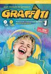 Graffiti. Klasa 1, gimnazjum. Język niemiecki. Podręcznik z ćwiczeniami (+CD) w sklepie internetowym Booknet.net.pl