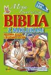Moja pierwsza Biblia z naklejkami w sklepie internetowym Booknet.net.pl