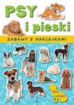 PSY I PIESKI ZABAWY Z NAKLEJKAMI 101 w sklepie internetowym Booknet.net.pl