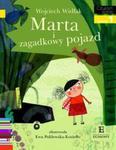 Czytam sobie. Marta i zagadkowy pojazd. Poziom 1 w sklepie internetowym Booknet.net.pl