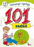 101 zadań. Rozwiązuję i zgaduję. 4-6 lat w sklepie internetowym Booknet.net.pl