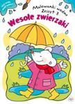 Malowanki wodne Zeszyt 3 Wesołe zwierzaki w sklepie internetowym Booknet.net.pl