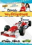 Pojazdy wyścigowe Album z naklejkami w sklepie internetowym Booknet.net.pl