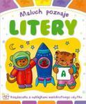 Maluch poznaje Litery w sklepie internetowym Booknet.net.pl