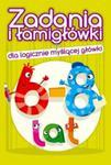 Zadania i łamigłówki dla logicznie myślącej główki 6-8 lat w sklepie internetowym Booknet.net.pl