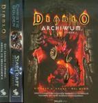 Diablo Archiwum Księga 1 / Diablo 3 Gdy zapada ciemność, rodzą się bohaterowie / Star Craft 2 Punkt krytyczny w sklepie internetowym Booknet.net.pl