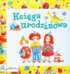Księga urodzinowa w sklepie internetowym Booknet.net.pl