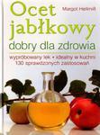 Ocet jabłkowy dobry dla zdrowia w sklepie internetowym Booknet.net.pl