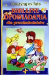 Biblijne opowiadania dla przedszkolaków w sklepie internetowym Booknet.net.pl