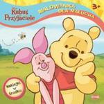 Disney Kubuś i Przyjaciele. Malowanka dla malucha (3+) + naklejki w sklepie internetowym Booknet.net.pl