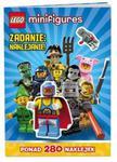 Lego Minifigures Zadanie: naklejanie. w sklepie internetowym Booknet.net.pl