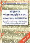 Historia vitae magistra est podręcznik ćwiczeniowy w sklepie internetowym Booknet.net.pl
