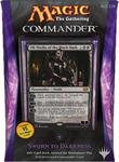 Magic the Gathering Commander Sworn to Darkness w sklepie internetowym Booknet.net.pl