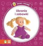 Rosnę i poznaję. Ubrania i zabawki w sklepie internetowym Booknet.net.pl