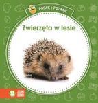 Rosnę i poznaję Zwierzęta w lesie w sklepie internetowym Booknet.net.pl
