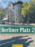 Berliner Platz 2 Podręcznik i ćwiczenia w sklepie internetowym Booknet.net.pl