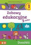 Domowa Akademia. Zabawy edukacyjne 3-latka. Część 1. w sklepie internetowym Booknet.net.pl