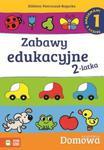 Domowa Akademia. Zabawy edukacyjne 2-latka. Część 1 w sklepie internetowym Booknet.net.pl