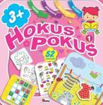 Hokus-pokus 1. Dla dziewczynek w sklepie internetowym Booknet.net.pl